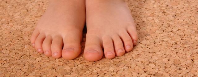 Korkboden auf Fussbodenheizung richtig verlegen