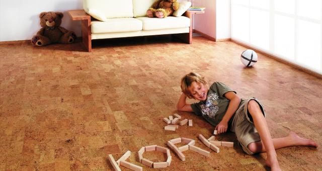 Wie Sie Ihren alten Korkboden richtig aufarbeiten